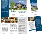 Brochure design by tilliedesign
