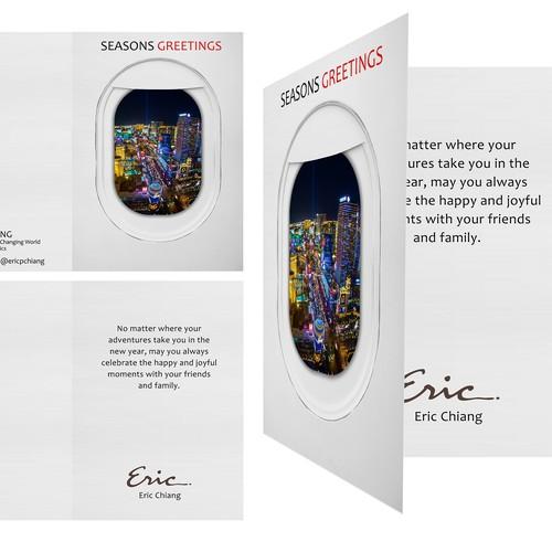 Runner-up design by Noona Studios