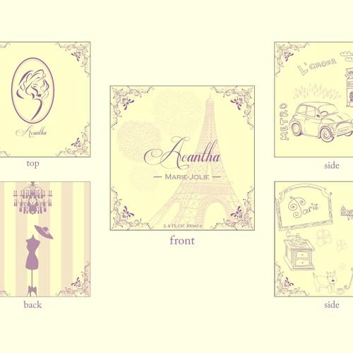 Diseño finalista de rikadumais