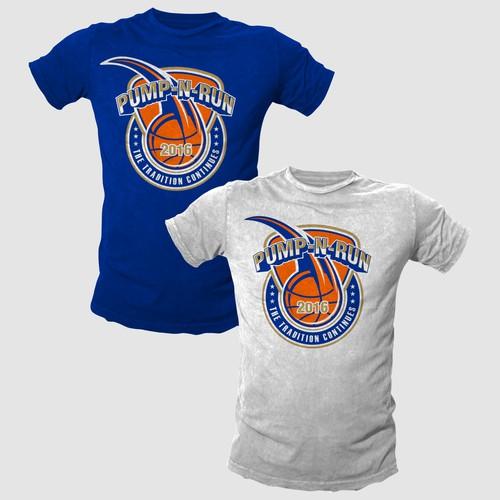 Southern California Basketball Club Team Needs Cool Tee