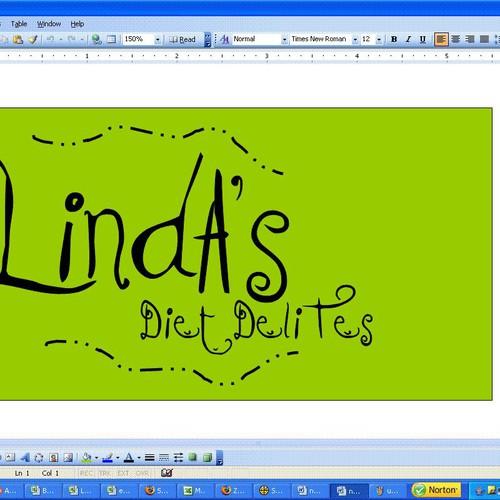 Zweitplatziertes Design von lindasdd