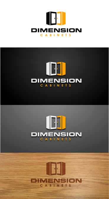Create A Logo For The New Kitchen Cabinet Brand Dimension Cabinets