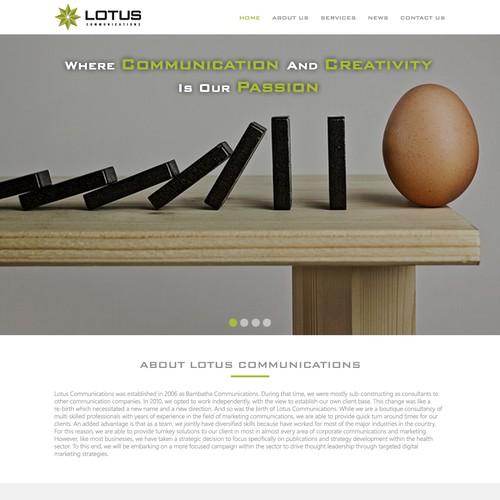 Design finalista por NEWGEN