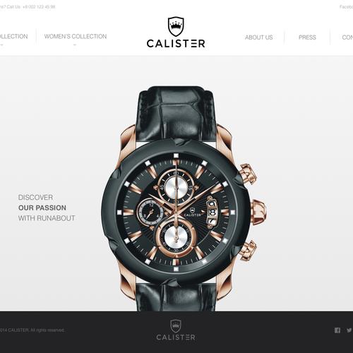 Design finalista por Alex Ivanov