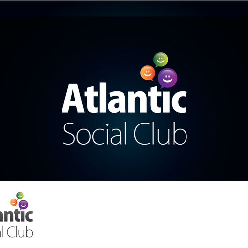 Logo For Atlantic Social Club Logo Design Contest 99designs