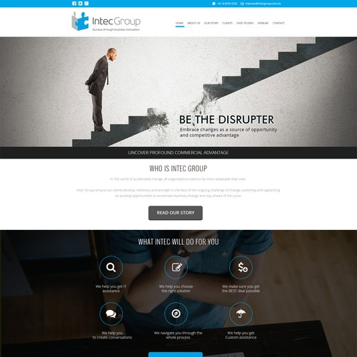 Design finalista por Expert Designer