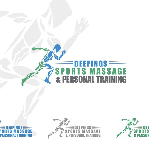 Appealing And Creative Logo For A Sports Massage Personal Training Company Logo Design Contest 99designs