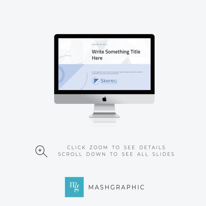 Diseño ganador de mashgraphic