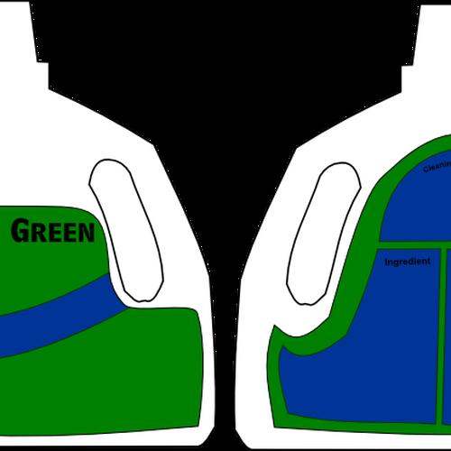 Runner-up design by Labrat