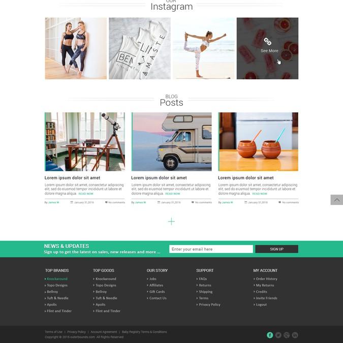 Diseño ganador de DesignFits Solutions