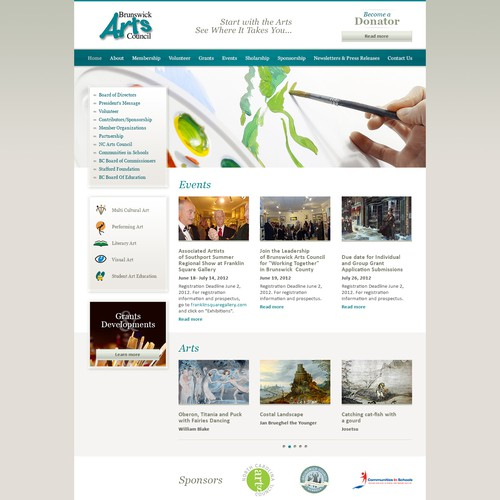 Runner-up design by Artar Studio