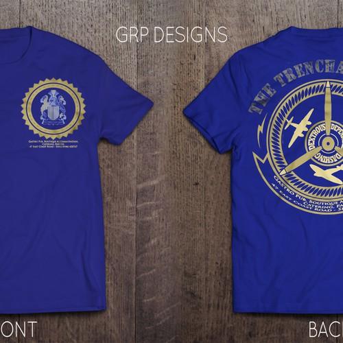 Zweitplatziertes Design von GRP designs