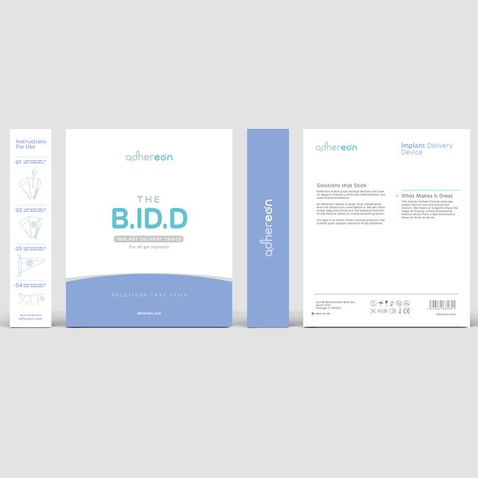 Winning design by Dark Blue