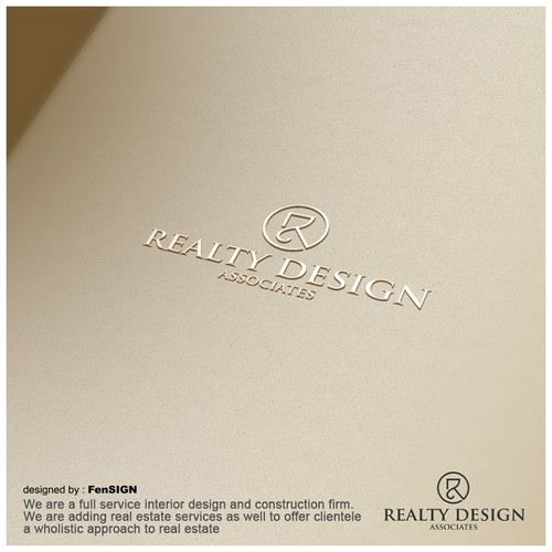 Runner-up design by FenSign