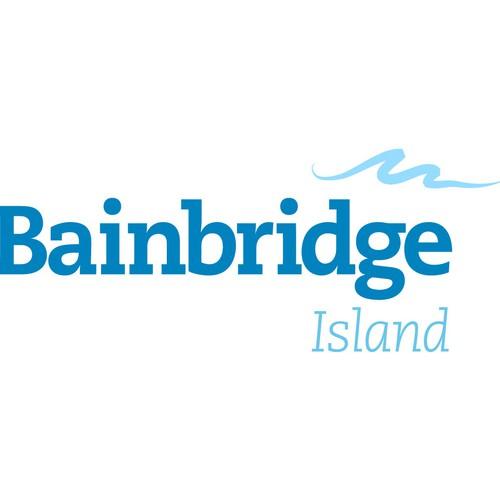 Bainbridge island waves logo design contest for Bainbridge design