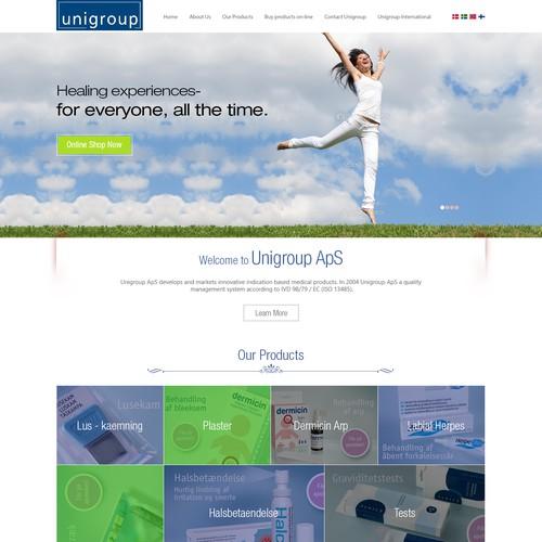 Runner-up design by ALGM