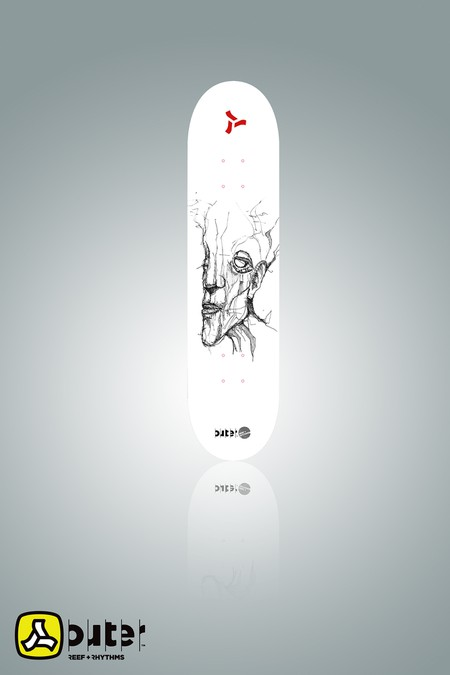 Winning design by d▽p