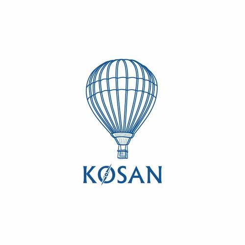 Hot Air Balloon Logo Logo Design Contest