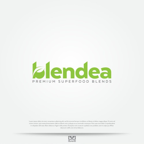 Simple and beautiful logo for a new Superfood product | Logo