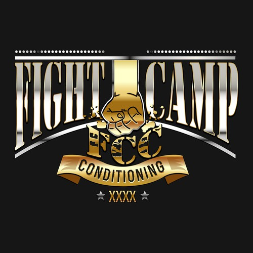 strong logo for combat sports strength and conditioning