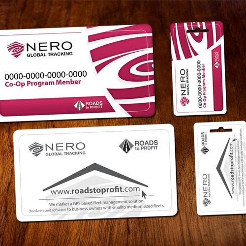 Coop discount card design for fleet management company concurso design finalista por javanotti reheart Image collections