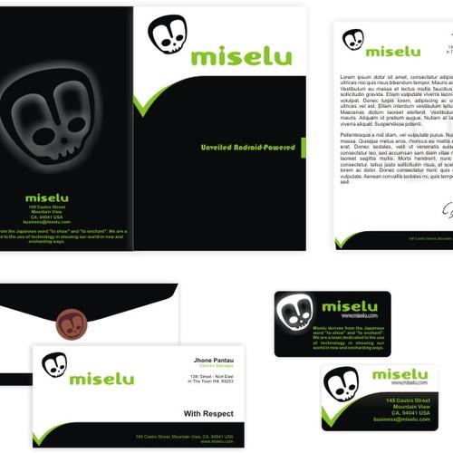 Runner-up design by Dityasta
