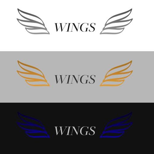 Logo Design For Wings Gaming Logo Design Contest