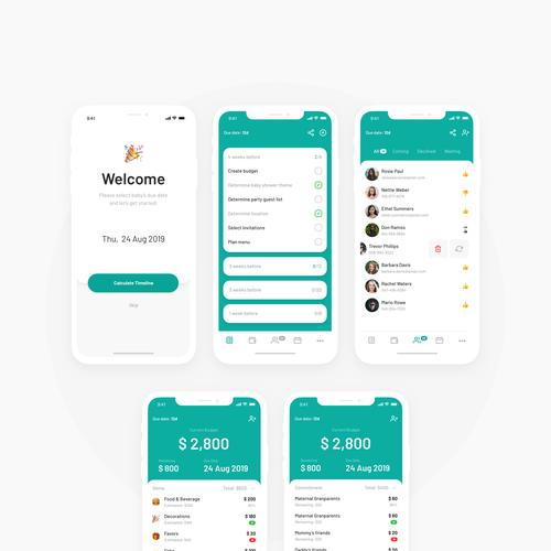 Design finalista por incubator