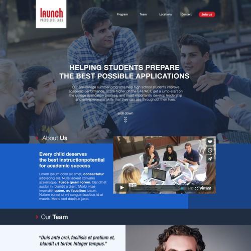 Runner-up design by bpdgroup