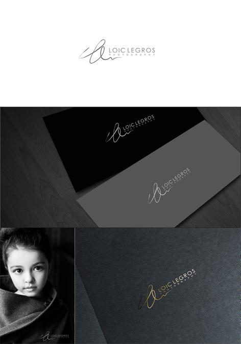cr er une nouvelle signature pour un photographe passionn concours cr ation de logo. Black Bedroom Furniture Sets. Home Design Ideas