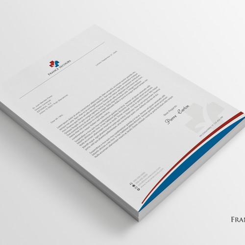 Runner-up design by MASGRAFIKO