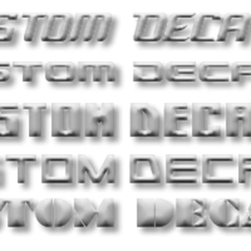 Zweitplatziertes Design von DesignByB&A