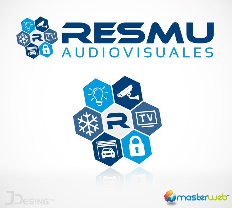 Winning design by Masterweb™
