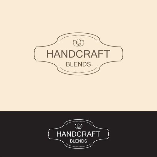 Design A Creative Logo For Handcraft Blends Logo Design Contest