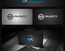 Logo & business card design by mashokky §
