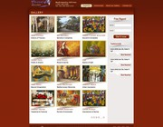 Web page design by webpagini