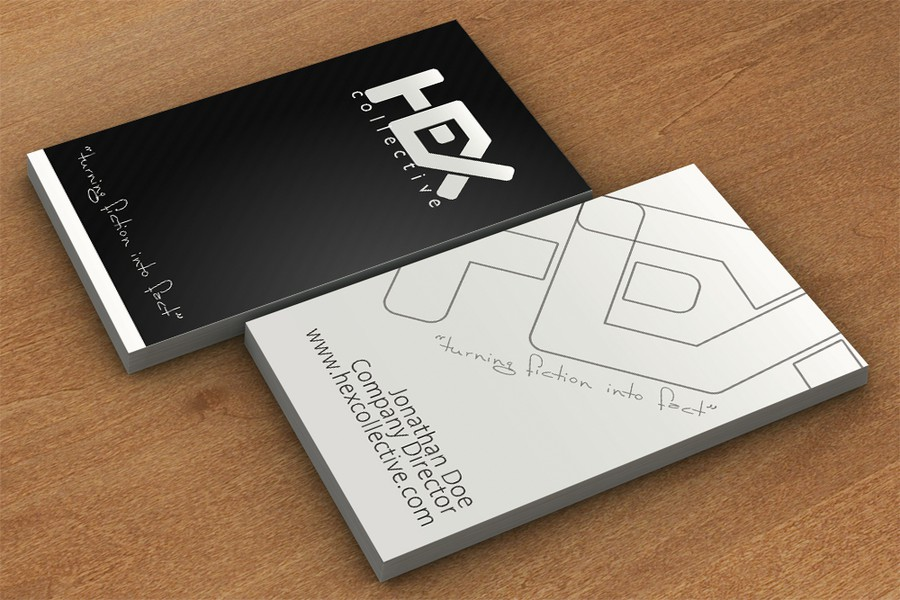 Design gagnant de HarryKirkby