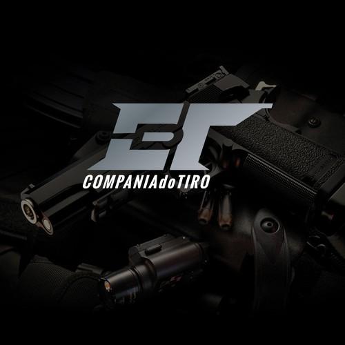 Precisamos de um poderoso e singular logotipo para nossa loja de armas e munições. Design por Nikola 81