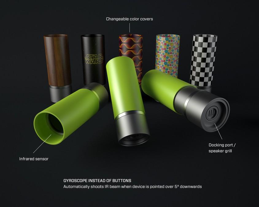 Diseño ganador de bender