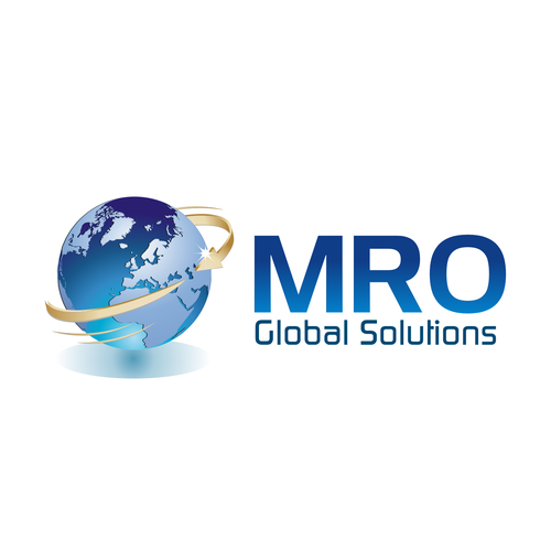 logo for MRO Global Solutions | Logo design contest