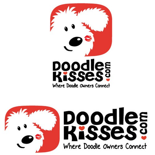 [[  CLOSED TO SUBMISSIONS - WINNER CHOSEN  ]] DoodleKisses Logo Design by imacreative2
