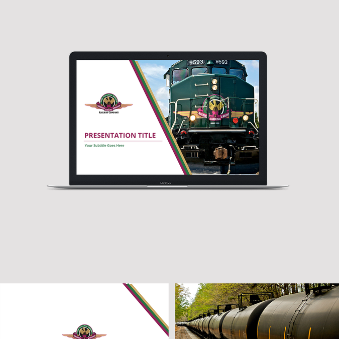 Rail Freight/Logistics company needs professional PPT