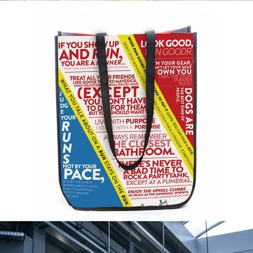 Diseño finalista de Kosmos Creatives