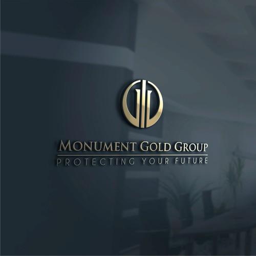 Runner-up design by MON1C4