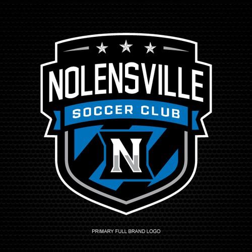 Create a new logo for a youth soccer club | Logo design ...