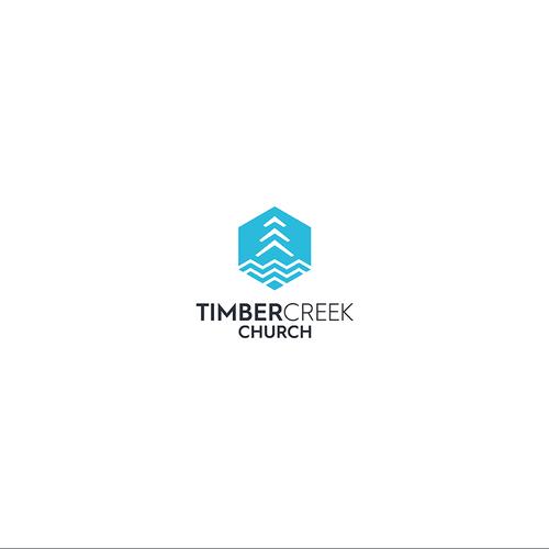 Create a Clean & Unique Logo for TIMBER CREEK Diseño de d:p