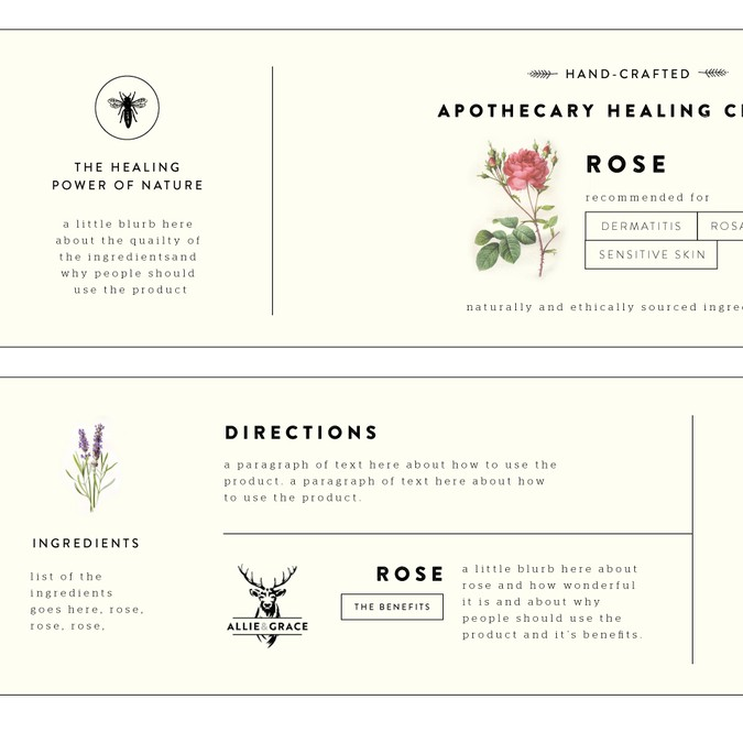 Winning design by molloybranding