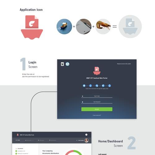 Design finalista por Yury K