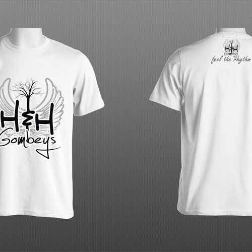 Runner-up design by hallubsah