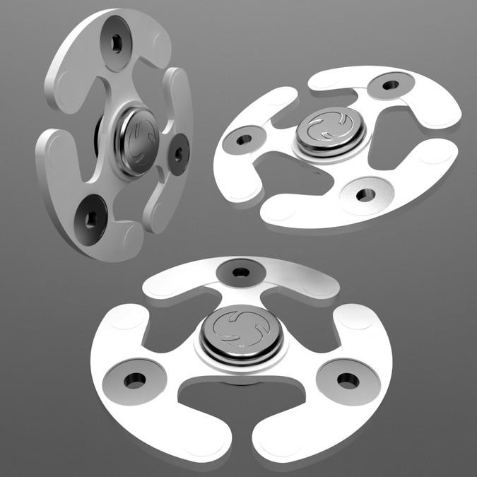 Diseño ganador de Kame Graphics